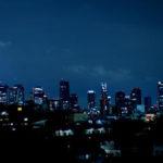 Vセンター屋上から見た夜景-1