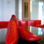 イタリアの赤い靴-1